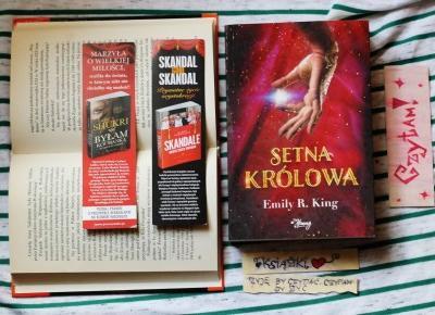 Book Oaza || 67. Emily R. King - Setna Królowa (Niedoskonała)