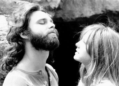 Przebić się na drugą stronę - Jim Morrison — Nieproszeni Goście