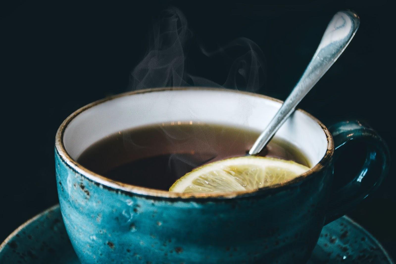 W krainie herbaty          -