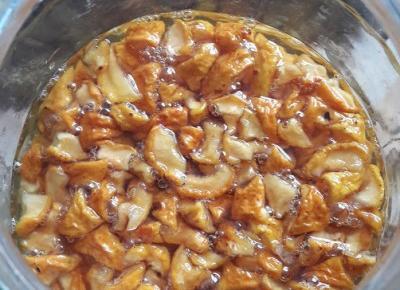 Pigwa, pigwowiec, kasztany jadalne i pasternak - skarby jesieni!