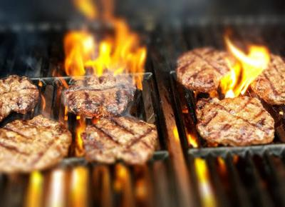 10 najczęstszych błędów podczas grillowania!