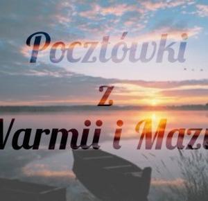 Pocztówka z Warmii i Mazur