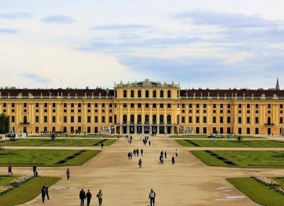 Wiosna w Wiedniu, czyli spacerem po ogrodach Schonbrunn
