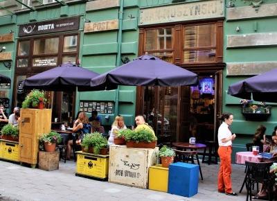 Podróże kulinarne: Lwów
