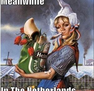 10 Ciekawostek o Holandii
