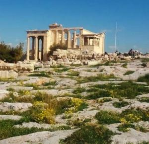 Pocztówka z Aten
