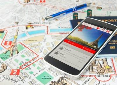 Najlepsze aplikacje dla podróżników - top 10 - FOLLOW YOUR MAP