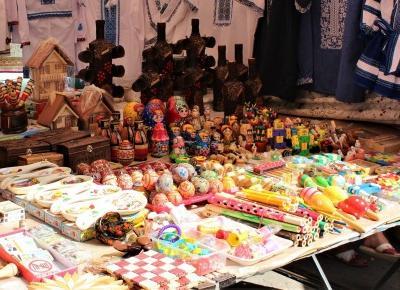 Lwowskie bazary - tu zatrzymał się czas