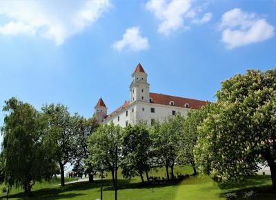 Zamek na wzgórzu - Bratislavský hrad