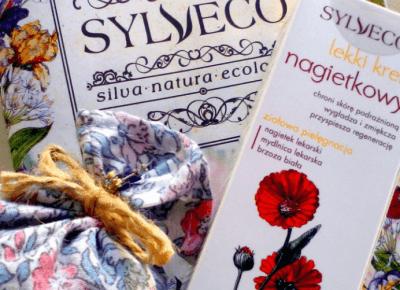 Sylveco – lekki krem nagietkowy