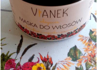 Vianek – Odżywcza maska do włosów z wyciągiem z nagietka i pięciornika – Nowa Ja