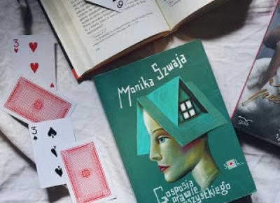 Recenzje: 29. Monika Szwaja