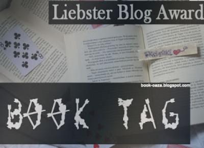 Book Oaza, czyli literatura okiem nastolatek || Recenzje: LBA BOOK TAG (Niedoskonała)