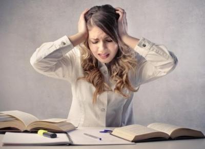Dowiedz się jak radzić sobie ze stresem w szkole!