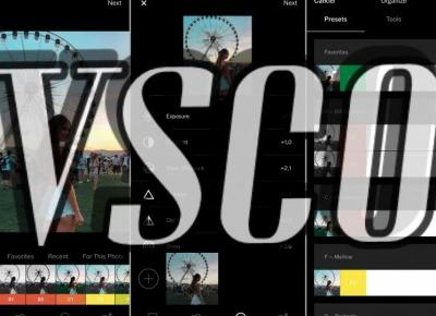 Jak stworzyć piękne edycje zdjęć w VSCO