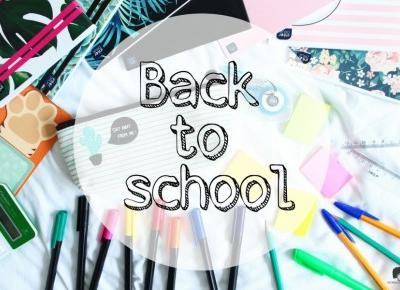BACK TO SCHOOL! MUST HAVE