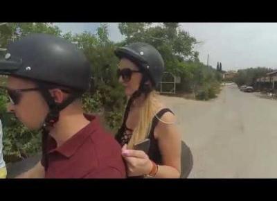 Grecja Corfu 2018 - majówka