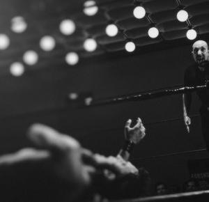 Oczami humanistki: O co chodzi w boksie?