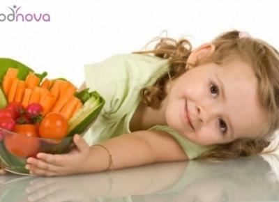 Jak wyrobić w dziecku nawyk zdrowego jedzenia?