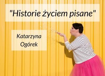 Twoje DIY. Wywiad z Katarzyną Ogórek.