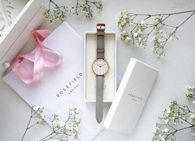 Zegarek Rosefield BWGR-B9 – kwintesencja stylu i funkcjonalności