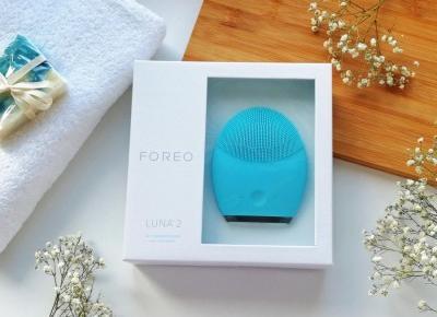 FOREO Luna 2 – rewolucja w oczyszczaniu i pielęgnacji twarzy