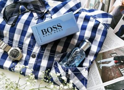 HUGO BOSS Boss Bottled Tonic – zapach, który pobudza zmysły