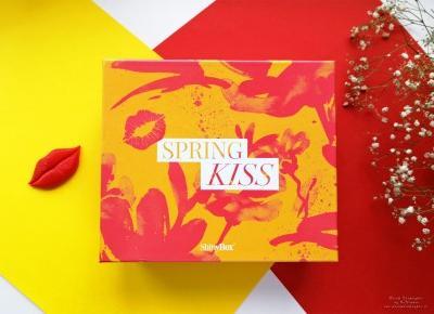 ShinyBox SPRING KISS – kwiecień 2019