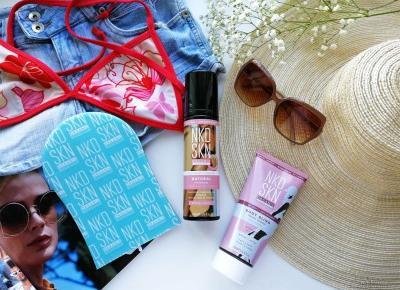 Kosmetyki NKD SKN – szybki sposób na piękną i bezpieczną opaleniznę