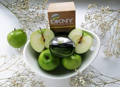 Moje ulubione zapachy - DKNY Be Delicious