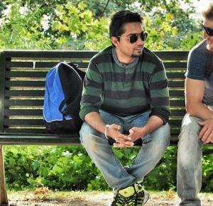 Okiem lesbijki.: Homo - przyjaciel. Czy jest się czego bać ? Rosaline gościnnie.