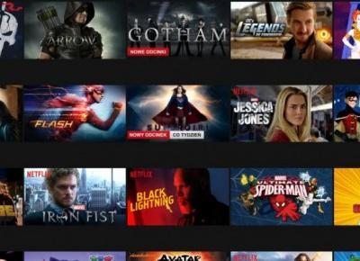 Netflix w przerwie świątecznej i nie tylko