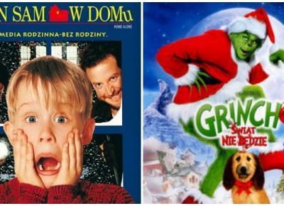 Najlepsze filmy świąteczne