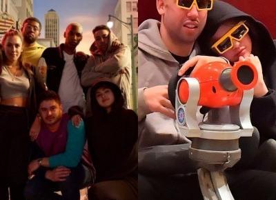 Selena Gomez& przyjaciele w Disneyland