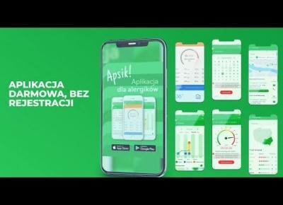 Apsik! - aplikacja dla alergików - Apps on Google Play