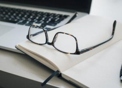 Moje początki blogowania