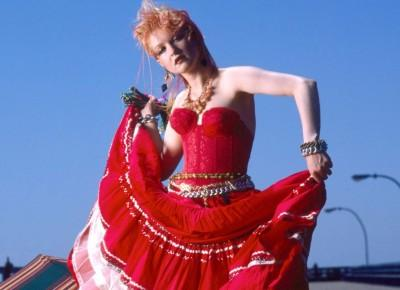 Zwariowana piosenka Cyndi Lauper - Muzyczna Lista