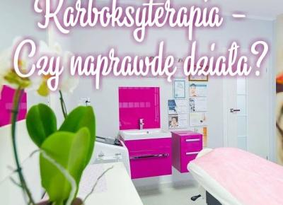 Uroda - Zabiegi kosmetyczne - Karboksyterapia - Czy naprawdę działa?  | Over The Heaven
