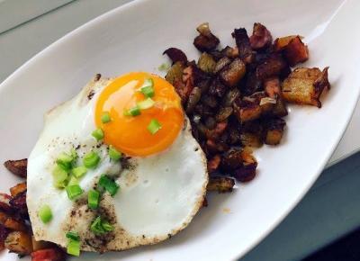 Przepisy kulinarne - Pytt i panna- czyli śniadanie po szwedzku. | Over The Heaven
