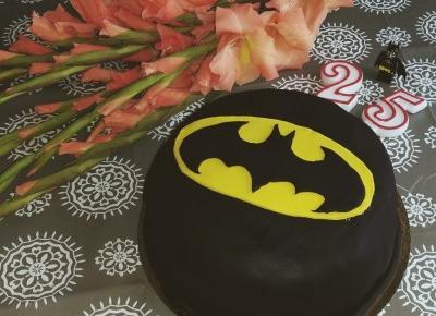 Bat-tort czyli Batman na słodko. - Podróż na księżyc