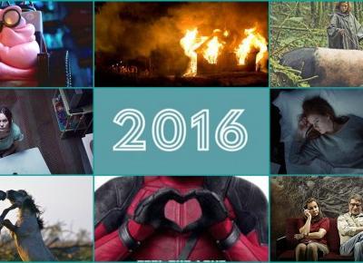 Para na film - wybraliśmy najlepsze filmy 2016 roku!