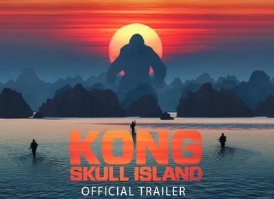 Kong: Wyspa Czaszki. Gigantyczne potwory powróciły. Recenzja - Para na film