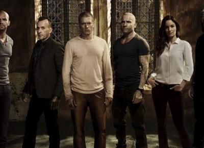 Trzy odcinki nowego Prison Break. Warto było? - Para na film