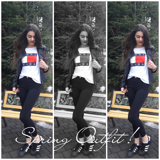 Pativnn: Tommy Hilfiger - Spring Outfit !