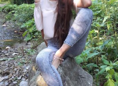 Pativnn: #78 Natural Girl / Powder Pink