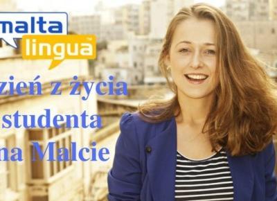Jak wygląda życie studenta na Malcie? Opowiada student z Maltalingua - Patrycja Story