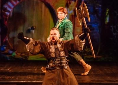 Hobbit: sztuka lepsza od filmu? | Patryk Tarachoń