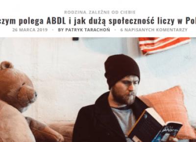 Artykuł o ABDL czyli można też tak… | Roko Tablica
