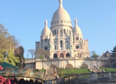 Bonjour de France vous êtes belle! [FOTORELACJA]