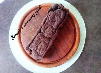 Brownie czekoladowe bez mąki i cukru - zobacz co łączy mnie z siostrami AdiHd